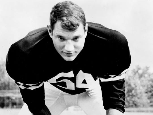 Bob Johnson was the Bengals first draft choice.
