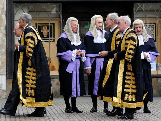 AFP BRITAIN-LAW-COURT-POLITICS I JUY GBR GR