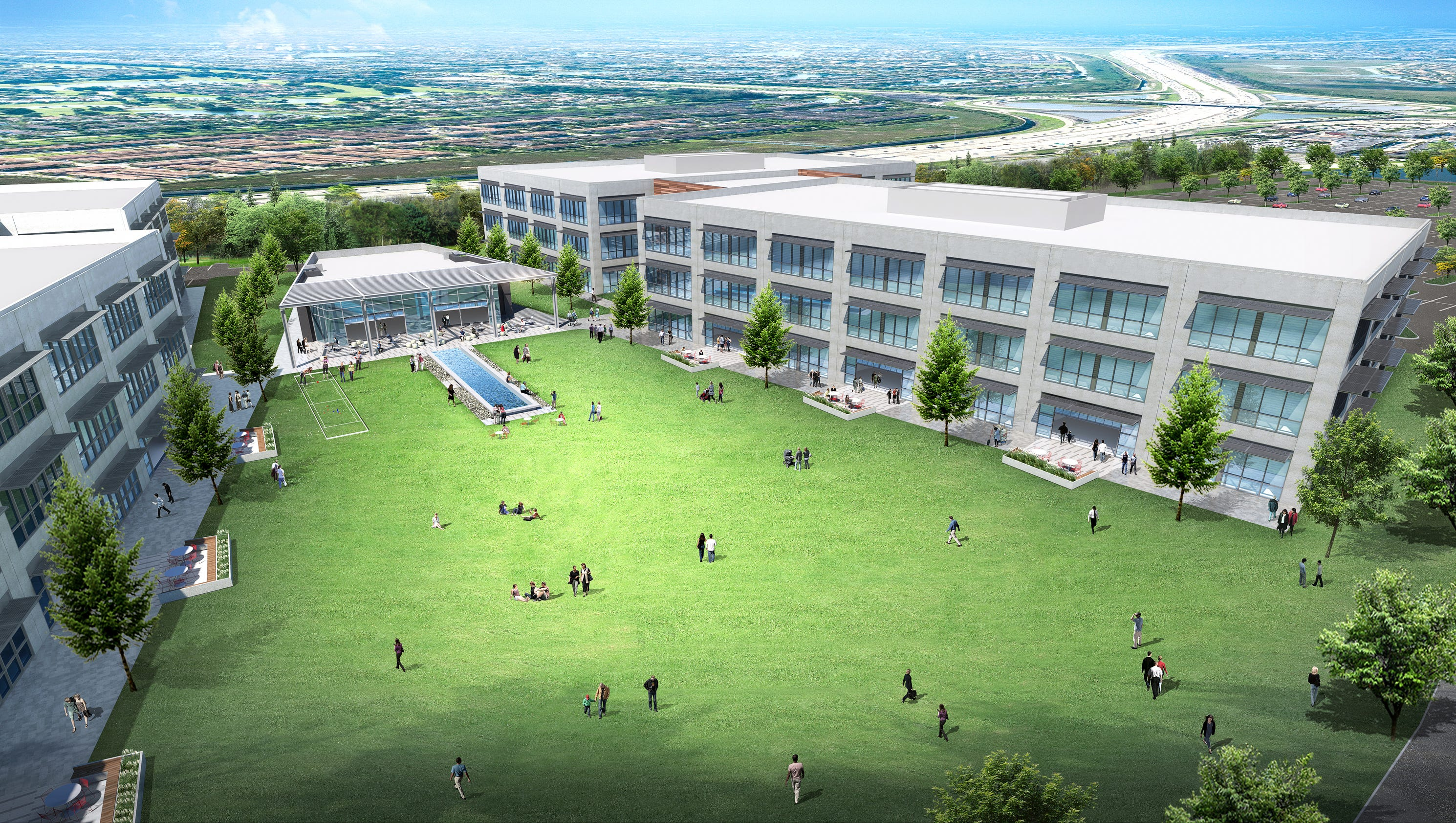Gartner To Build New Campus Double Workforce