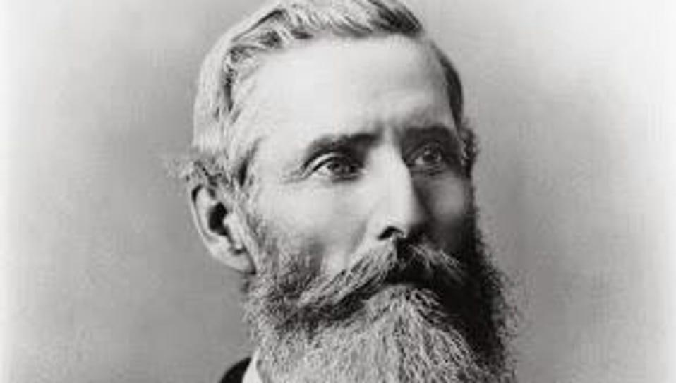 Granville Stuart, 1883.