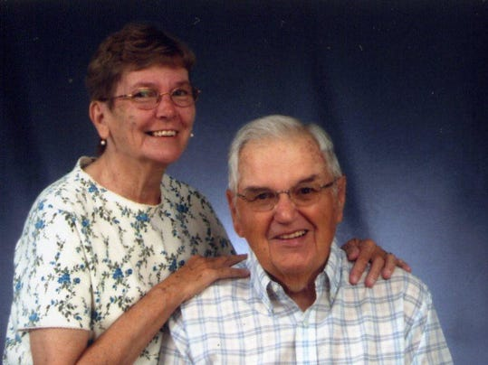 Cecil M. and Carol K. Robinson