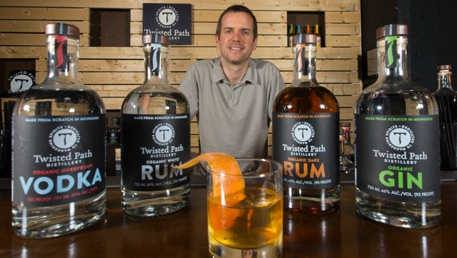 Distiller Brian Sammons said he wants to see producers included in the process of rewriting state liquor laws.