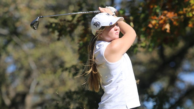 Sophomore Kirby McKee tied for 20th at last year's Class 4A state tournament as a freshman and has helped Wamego to six tournament titles this season.