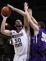 Missouri State's Tyler McCullough is still sidelined