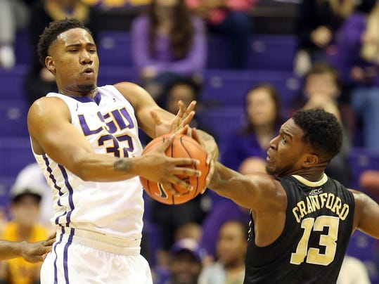 NCAA Basketball: Wake Forest at Louisiana State