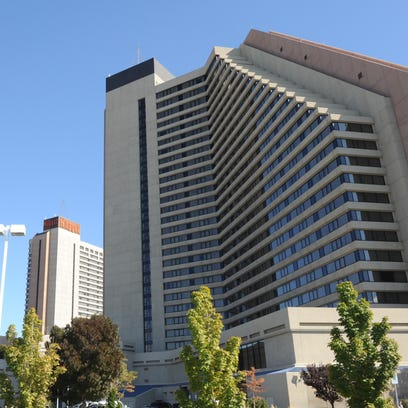 File photo of the Nugget Casino Resort in Sparks.