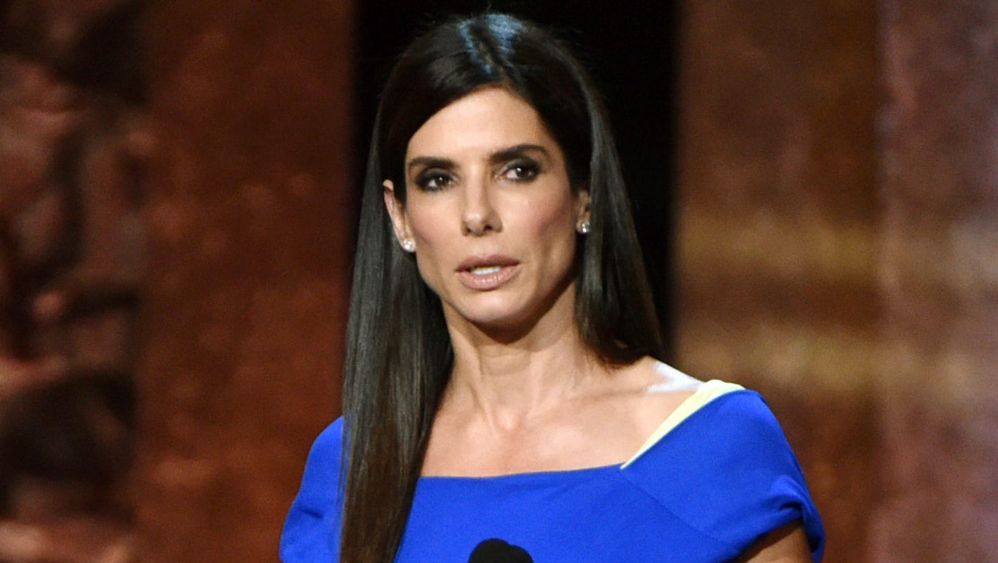 Man charged with stalk... Sandra Bullock Arrest
