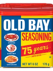 McCormick's Old Bay seasoning is a point of pride for Marylanders.