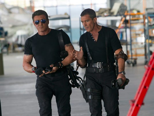 Film Review Expendables 3