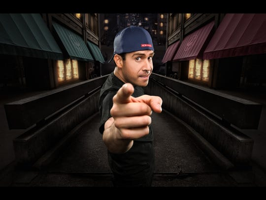 Laugh your way into the new year with Pablo Francisco at Levity Live in West Nyack.