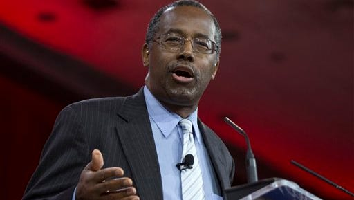Ben Carson has created an exploratory committee to run for president, becoming the first high-profile Republican candidate to formally enter the 2016 presidential race.