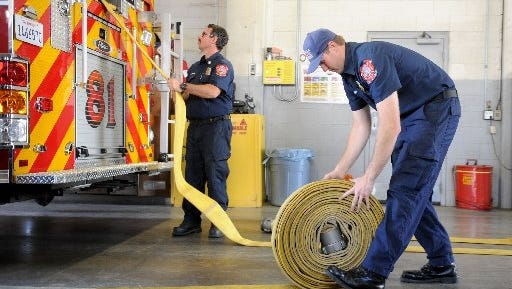 The city of Santa Paula is exploring joining the Ventura County Fire District.