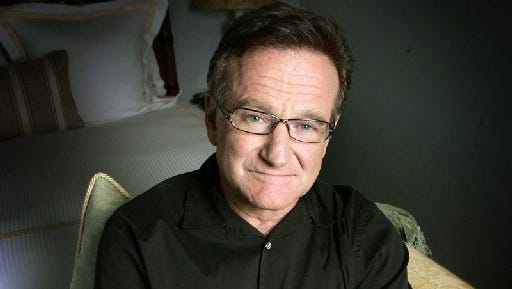 Robin Williams, whose free-form comedy and adept impressions dazzled audiences for decades, died in an apparent suicide. He was pronounced dead at his home in California on Monday, Aug. 11, 2014.