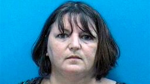 This Aug. 6 photo released by the Martin County (Fla.) Sheriff's Office shows Michelle Lodzinski. Lodzinski was arrested Wednesday in the death of her 5-year-old son, who was reported missing from a carnival in New Jersey in 1991, but authorities are not saying what led them to file charges.
