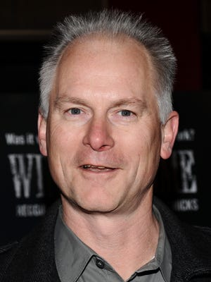 Kenny Mayne attends the premiere of 'Winning Time: Reggie Miller VS The New York Knicks' at the Ziegfeld Theatre on Tuesday, March 2, 2010 in New York. (AP Photo/Evan Agostini)
