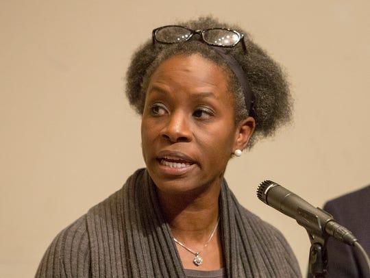 State Representative, Erika Geiss, D-Taylor,  photographed