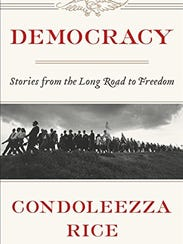 Democracy: Stories from the Long Road to Freedom, by
