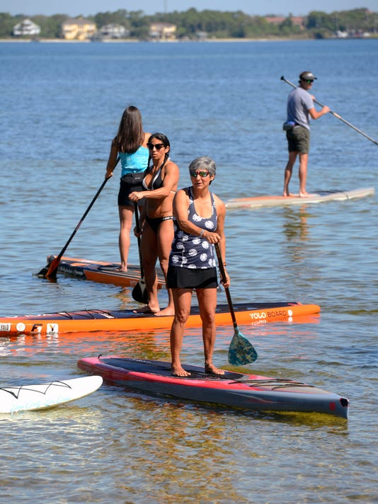 Paddle for Cancer 4