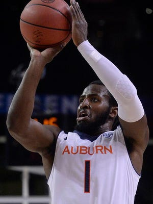 K.T. Harrell was voted to the coaches' preseason All-SEC second team.