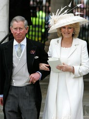 Prince Charles and the Duchess of Cornwall, Camilla