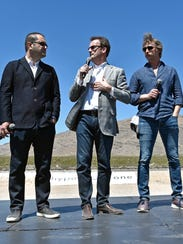 Hyperloop One Co-Founder & Executive Chairman Shervin