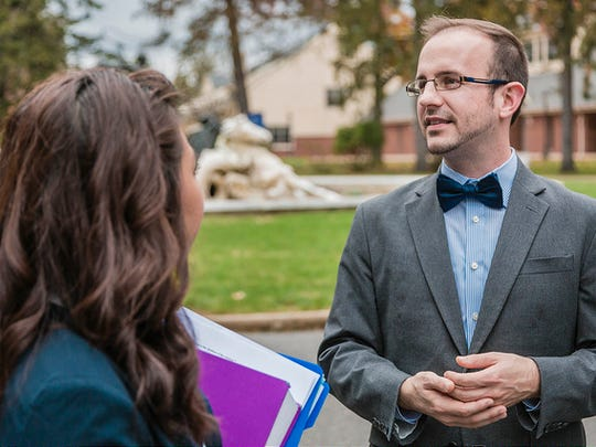"""Advice from GCU's Dean Roy: """"Don't let your situation"""