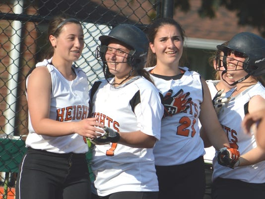 Hasbrouck Heights softball