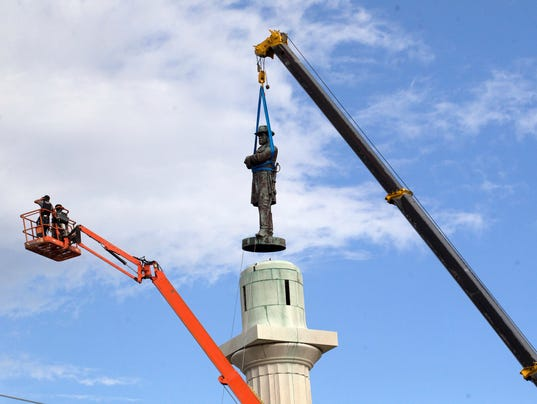 New Orleans Confederate monument