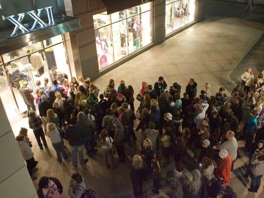 Chandler Fashion Mall Black Friday