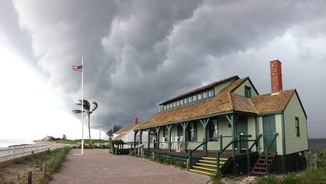 House of Refuge Museum prepares to weather another storm. Sitting along the Treasure Coast it has survived countless hurricanes, tropical storms and nor'easters in its 141 years.