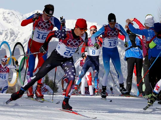 OLYMPICS-CROSSCOUNTRY_
