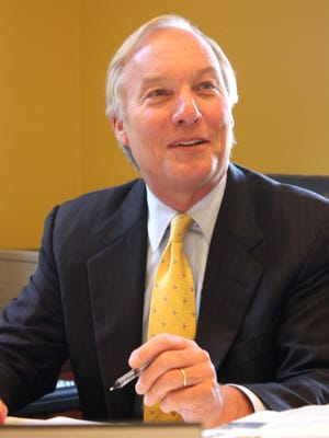 Maryland Comptroller Peter Franchot joined the complaint about lack of air conditioning  at Baltimore County schools.
