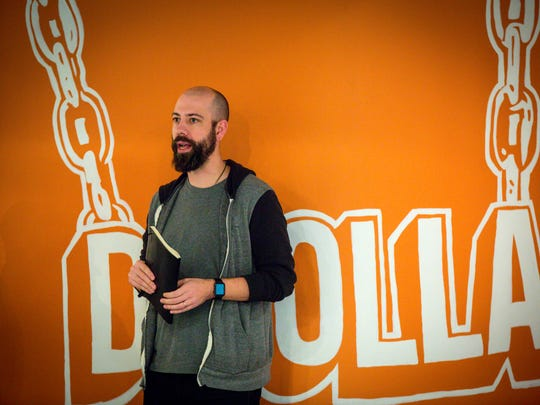 Dwolla founder and CEO Ben Milne will move the company into the newly renovated Federal Home Loan Bank building in downtown Des Moines.