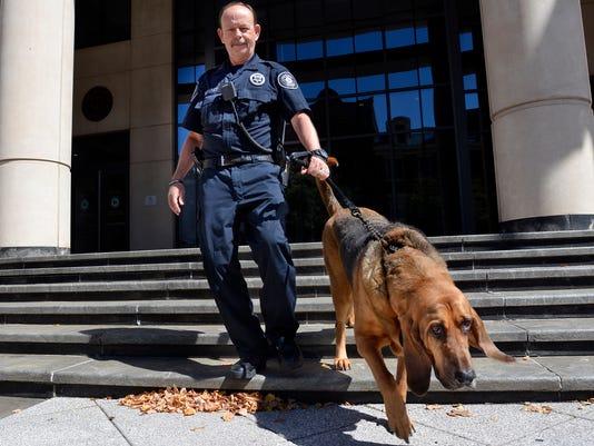 Lt. Lou nearing retirement