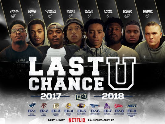 'Last Chance U' Season 3 review: A fascinating coach and his underdogs lead to best season yet