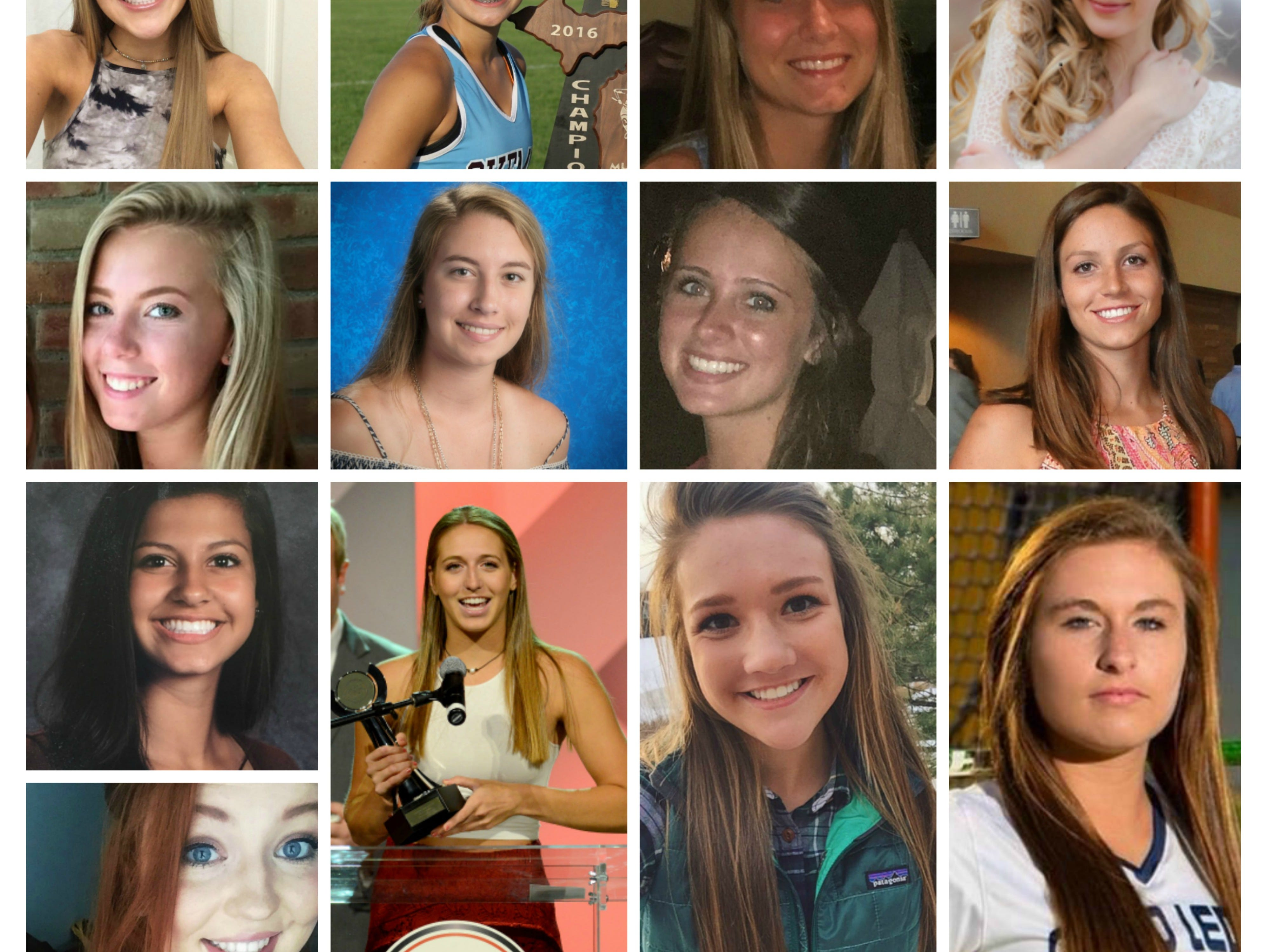 Meet the 2016 Lansing State Journal girls lacrosse Dream Team.