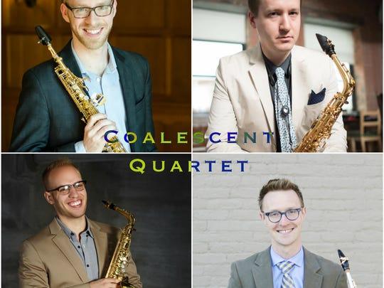 Coalescent Quartet