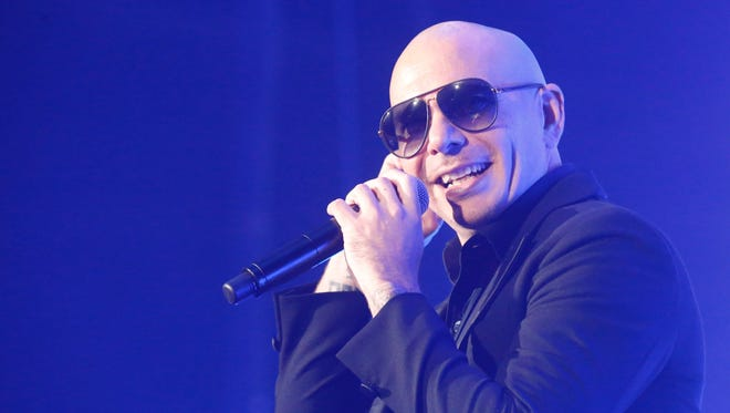 International superstar Pitbull performed in 2016 at the Don Haskins Center as part of the Bad Man Tour, with featured artist Prince Royce.