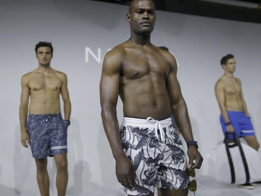 New York Men's Fashion Nautica