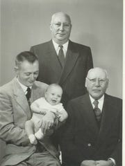 Four generations of the Johnson Woolen Mills: From