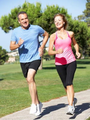 Cardio exercise keeps your heart healthy and helps you manage your weight. Experts recommend a minimum of 30 minutes of moderate intensity cardiovascular activity five or more times per week.