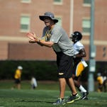 Todd Monken opens his third season as Southern Miss head coach against Mississippi State at 9 p.m. Saturday.