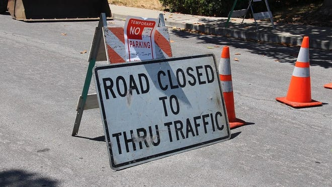 The city of Holland announced Tuesday, July 14, several road paving construction projects for this week.