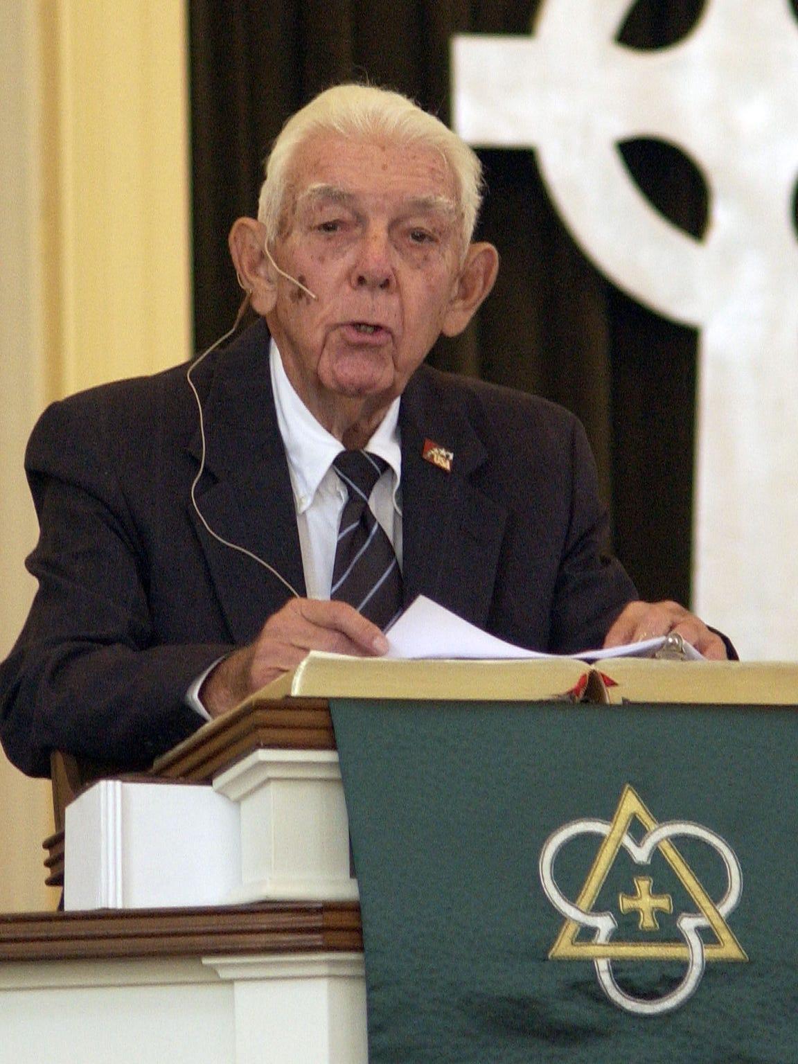 Historian John Appleyard.