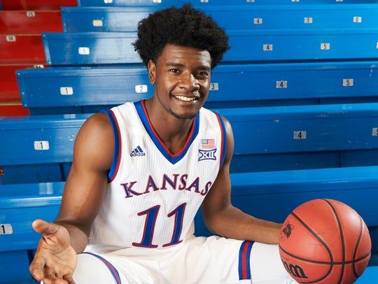 Kansas star freshman Josh Jackson says he doesn't just