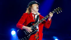 AC/DC 'Back in Black' study claims rock music can harm the environment
