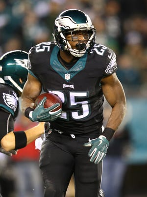 LeSean McCoy has landed a new five-year deal from his new team, the Buffalo Bills, after  being traded.