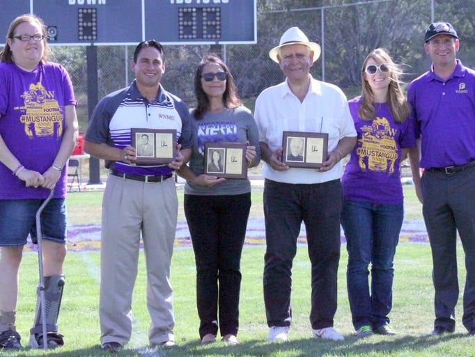 WNMU Alumni Hall of Fame, Howie Morales, Lorraine Morales
