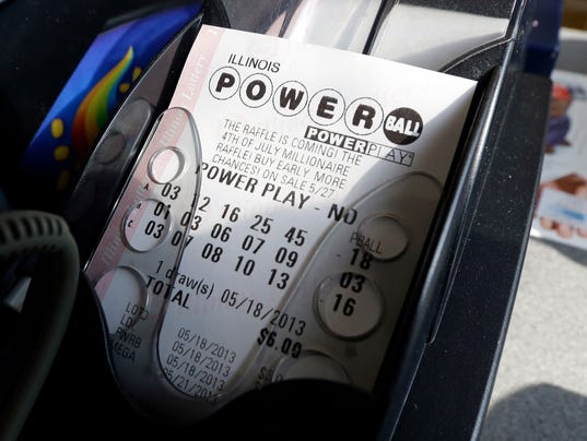 AP POWERBALL JACKPOT A FILE USA IL