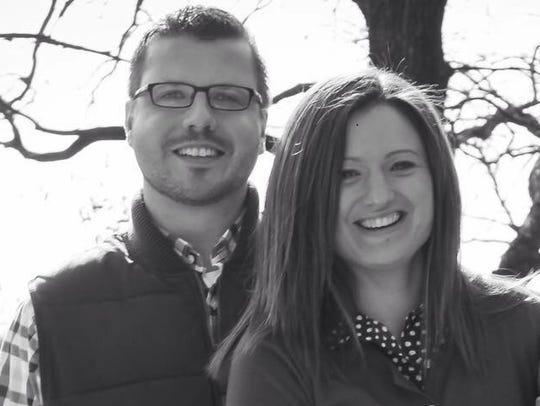 Tim and Josie Albrecht.